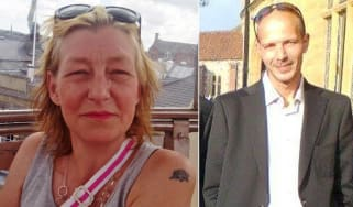 Dawn Sturgess and Charlie Rowley identified as pair exposed to nerve agent