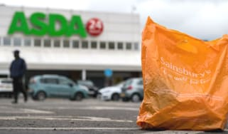 Talks between Asda and Sainsbury's are in an 'advanced' stage