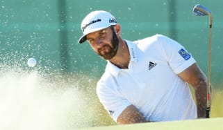 2018 US Open Dustin Johnson golf