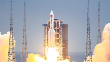 Tianhe rocket