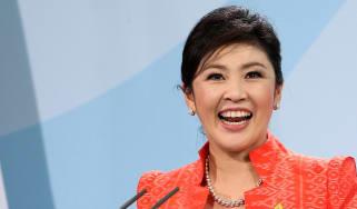 Yingluck Shinawatra, Thailand's former PM