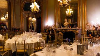 Cliveden House dining room