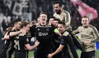 Ajax captain Matthijs de Ligt has starred for the Dutch club in their Champions League run this season