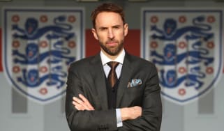 Gareth Southgate was named as England manager in November 2016