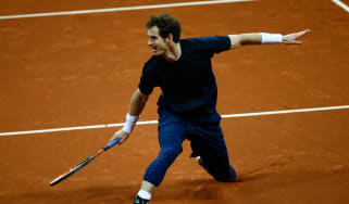 Andy Murray - David Cup 2015