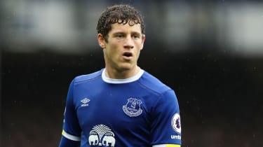 Ross Barkley of Everton