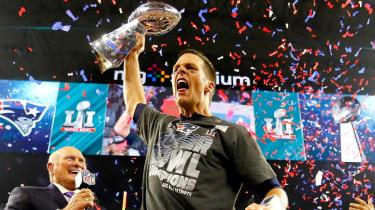Tom Brady won six Super Bowls with the New England Patriots