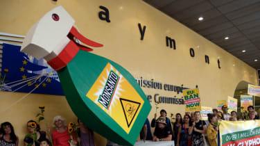 Monsanto glyphosate EU