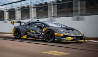 Lamborghini Super Trofeo Evo