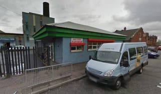 Holy Cross Boys' Primary School in Ardoyne, Belfast