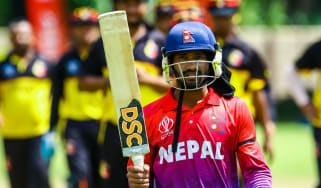 Nepal cricket ODI status ICC