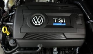 Volkswagen downsizing