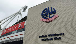 Bolton Wanderers FC EFL English Football League