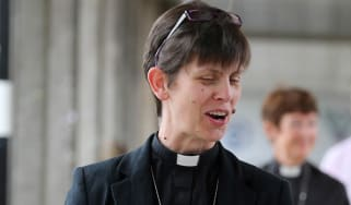 First female Bishop in the UK Libby Lane