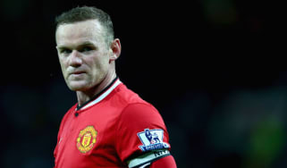 Newly-appointed Man United captain Wayne Rooney