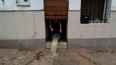 Spain flooding