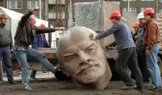 Lenin, East Berlin