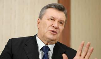 Viktor Yanukovych of Ukraine