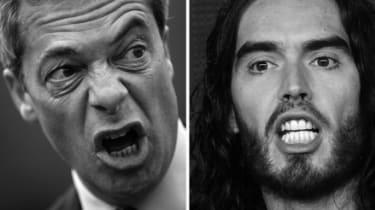 Brand vs Farage