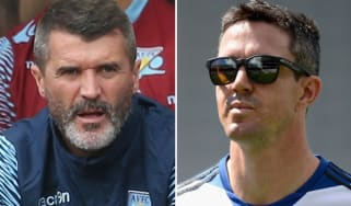 Roy Keane, Kevin Pietersen
