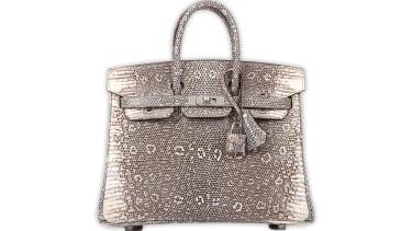 Hermès Ombre Birkin handbag