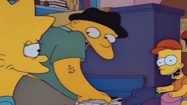 The Simpsons Michael Jackson