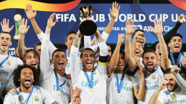Real Madrid Fifa Club World Cup 2018 UAE