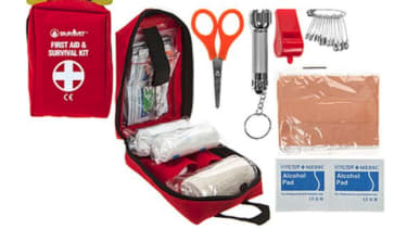 Tesco first aid and survival kit