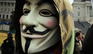 Anonymous - Megaupload revenge attack