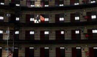 Netherlands prison