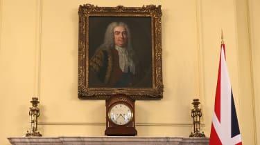 Sir Robert Walpole portrait