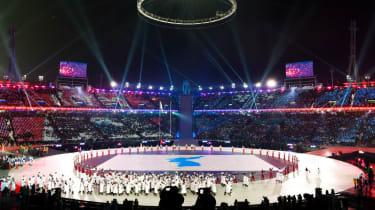 Unified Korea PyeongChang 2018 Winter Olympics