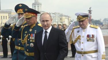 Vladimir Putin will be the longest-serving Russian leader since Joseph Stalin