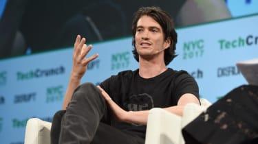 WeWork co-founder Adam Neumann