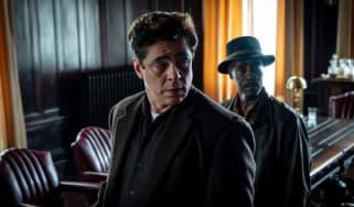 Benicio del Toro and Don Cheadle in Steven Soderbergh's No Sudden Move