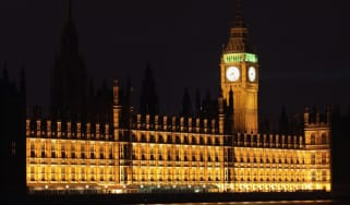 The Houses of UK Parliament