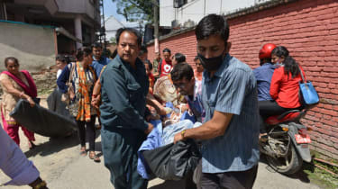 Second earthquake strikes Nepal