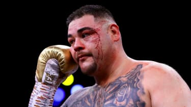 Andy Ruiz Jr was unanimously beaten on points in the rematch against Anthony Joshua
