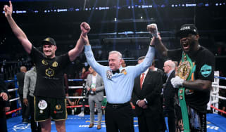 The WBC title fight between Tyson Fury and Deontay Wilder ended in a split draw