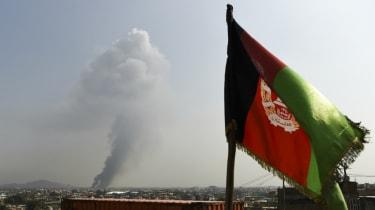Taliban Afghanistan Bomb