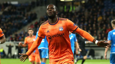 Lyon midfielder Tanguy Ndombele is close to completing a transfer to Tottenham Hotspur