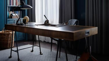 The Wellington desk features in The Chelsea Barracks Collection