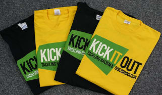 Kick It Out was founded in 1993 to tackle racism in football but now covers all equality and exclusion issues