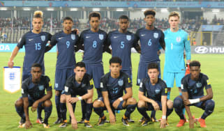 England Fifa Under-17 World Cup