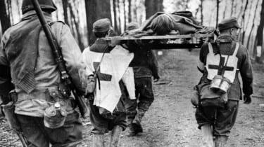 prisoners of war, WWII