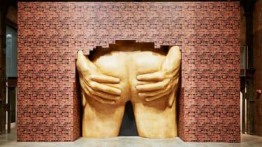 Turner Prize Buttocks