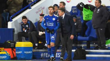Adrien Silva Leicester City transfer