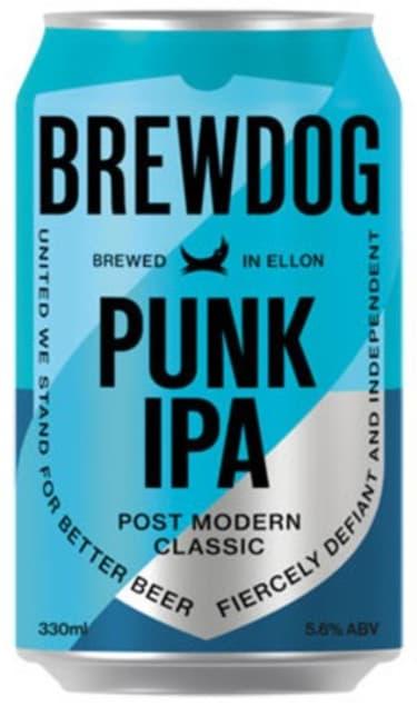 BrewDog  Punk IPA 5.6%