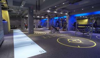 Six3Nine gym interior