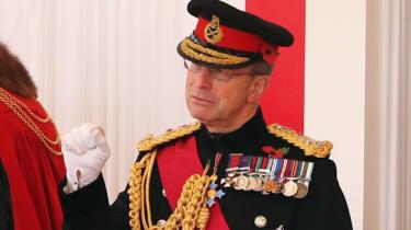 General Sir David Richards, head of British army